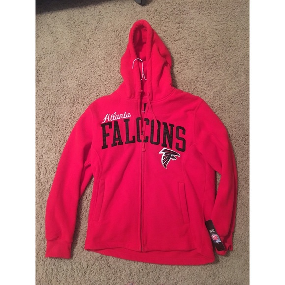 0b08c911e Atlanta Falcons Fleece Jacket